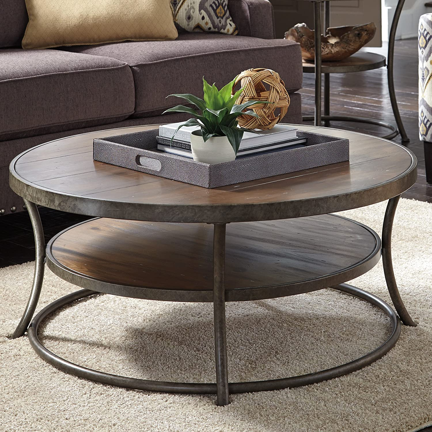 - 100+ [ Wooden Round Coffee Tables ] Pottery Barn Reclaimed Wood