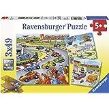 Ravensburger 09273 - Alles unterwegs