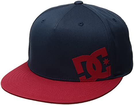 fafe8a98677 Amazon.com  DC Men s Heard Ya 2 Hat