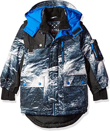 Big Chill Boys Sherpa Lined Expedition,