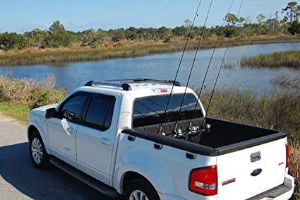 Portarod 3 Rod Holder Fishing Rod Holder Transporter for