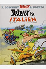 Asterix in German: Asterix in Italien Hardcover