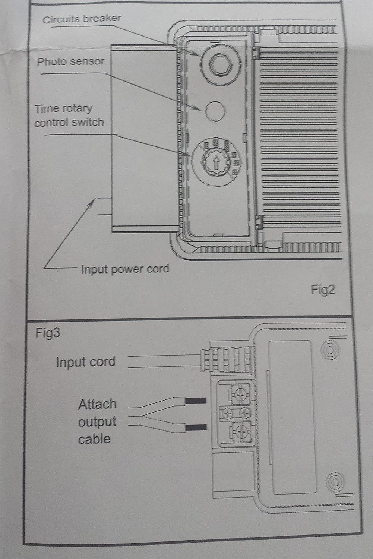 Kichler Transformer Wiring Diagram : Kichler timer wiring diagram hubbell