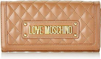 Love Moschino Portafogli Quilted Nappa Pu Monedero Mujer