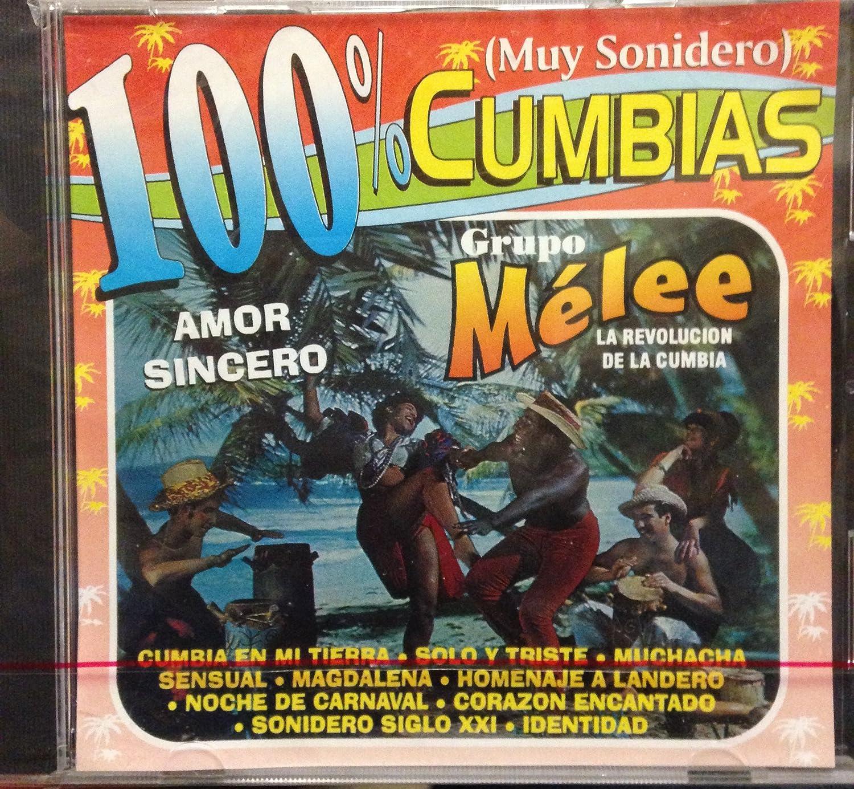 GRUPO MELEE - 100% Cumbia - Amazon.com Music