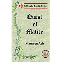 Quest of Malice (Templar Knight Mysteries Book 10) (English Edition)