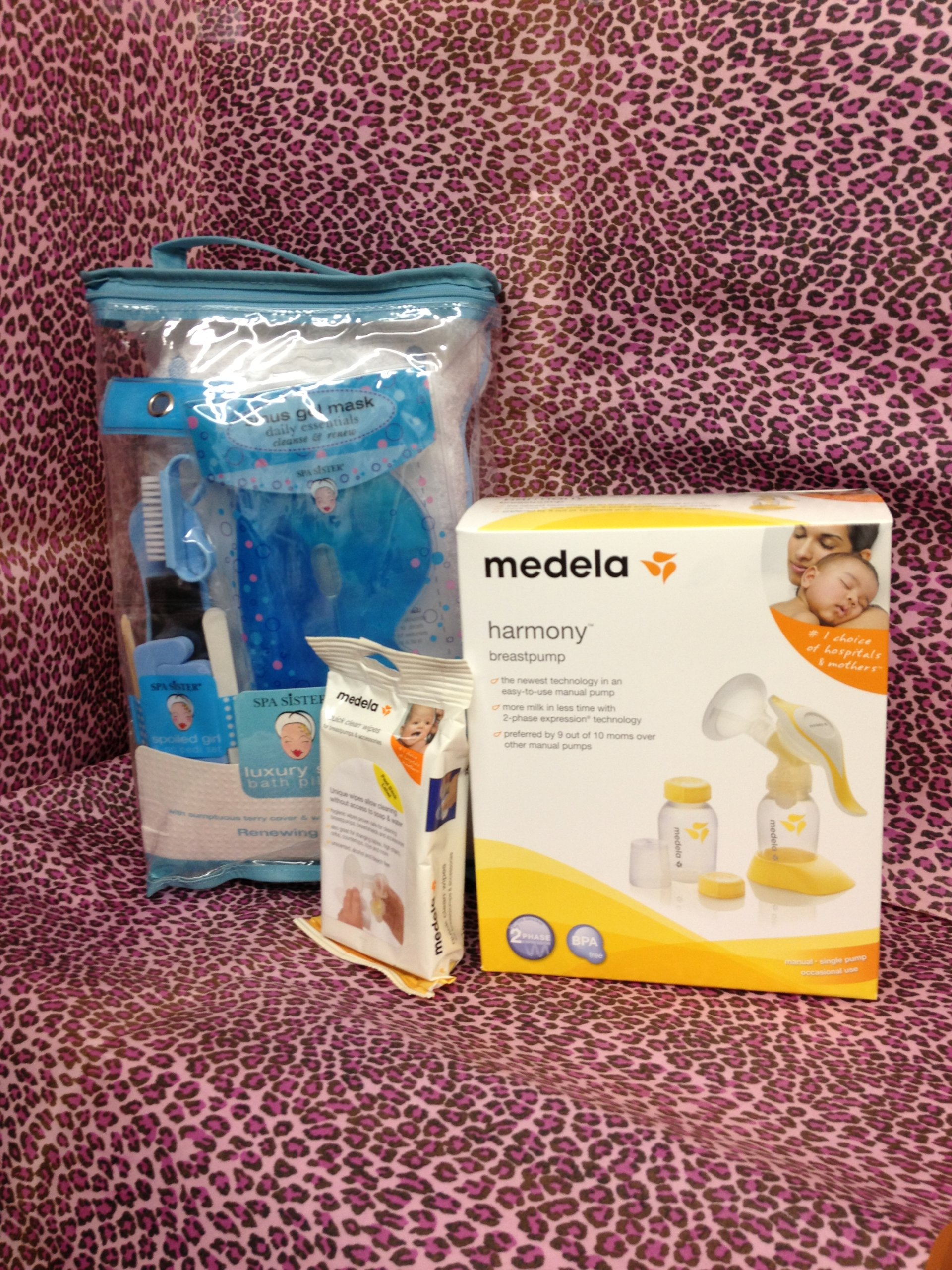 Medela Pampered Gift Set