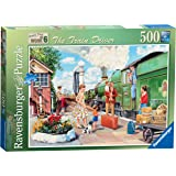 Ravensburger Happy Days at Work No.6 - The Train Driver, 500pc Jigsaw Puzzle