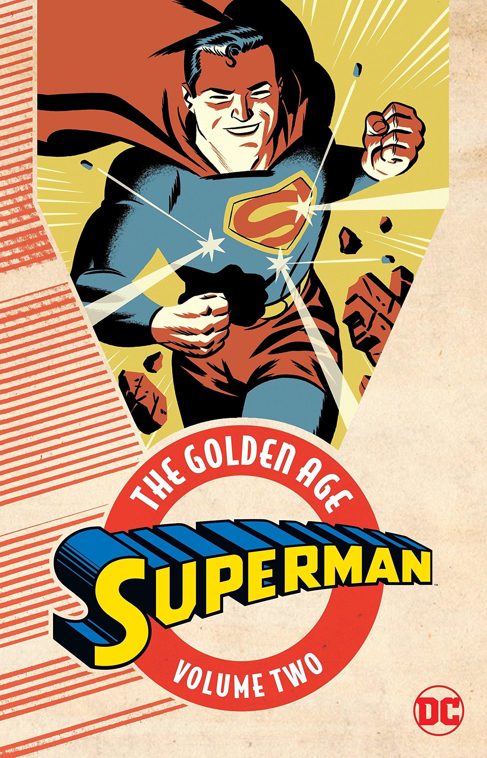 Read Online Superman: The Golden Age Vol. 2 ebook