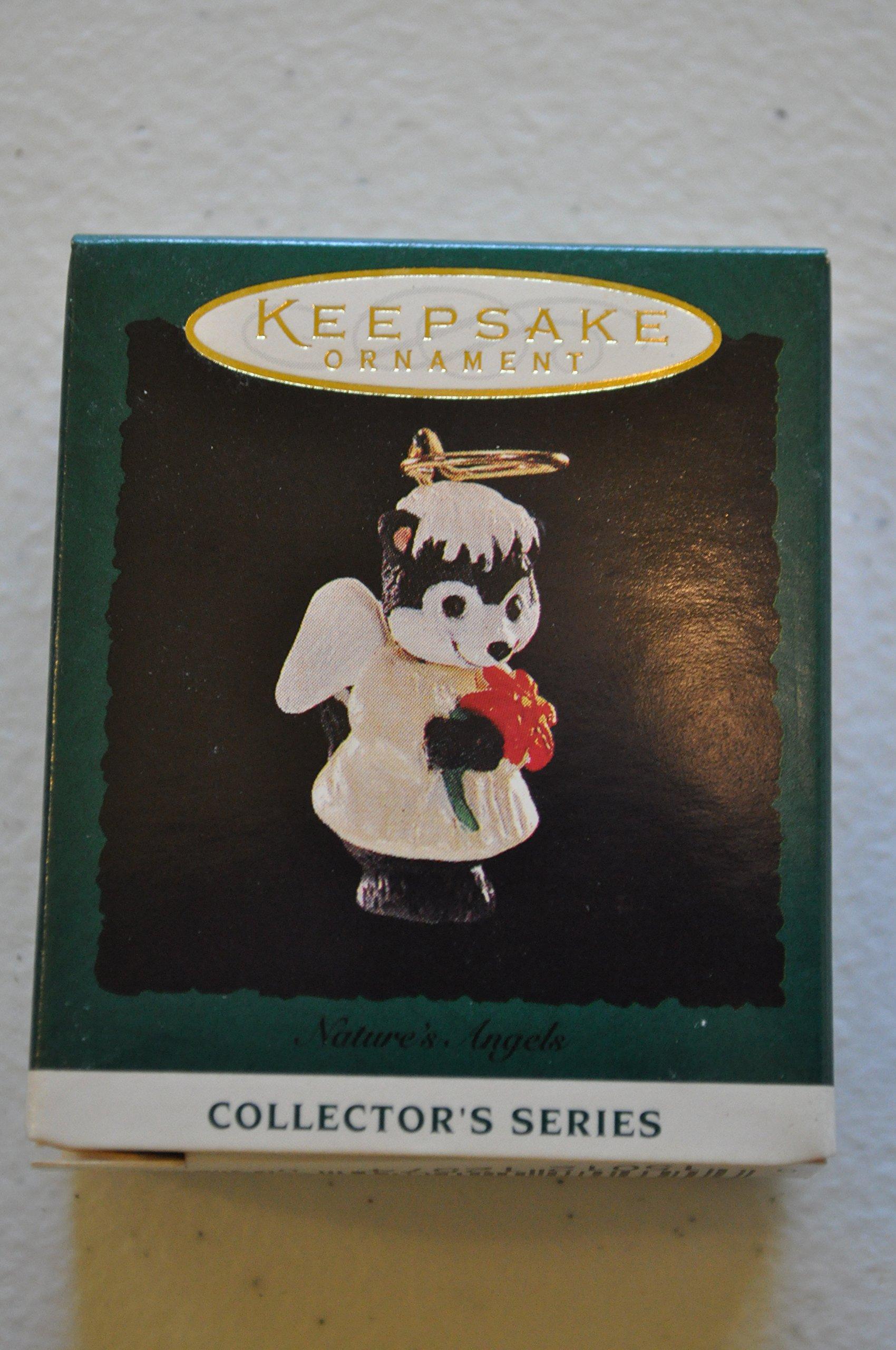 Hallmark Keepsake Ornament ''Nature's Angels'' 1994 Collector's Series 5th in Series (QXM512-6)
