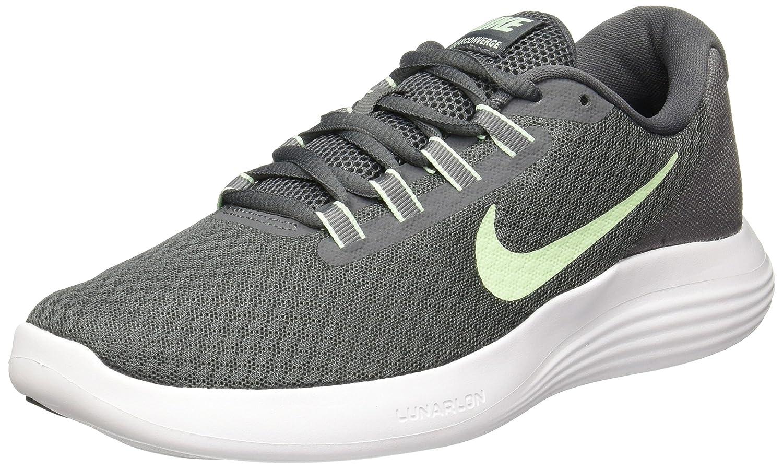 Nike Wmns Lunarconverge, Zapatillas de Trail Running para Mujer 38.5 EU|Gris (Dark Grey / Fresh Mint / Cool Grey / White 004)