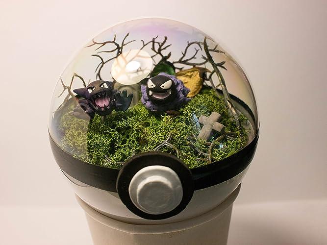 Pokemon Terrarium Amazon Co Uk Handmade