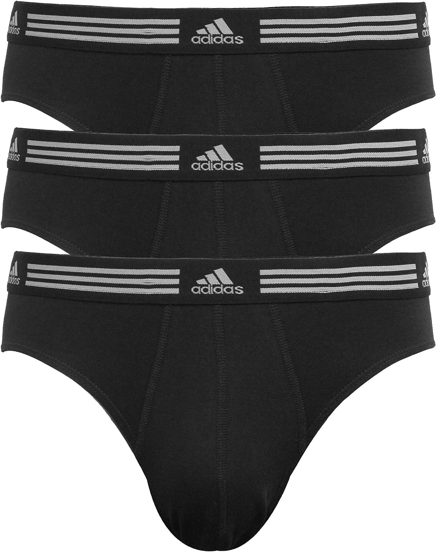 católico envidia simpático  Amazon.com: adidas Men's Athletic Stretch Brief (3-Pack): Clothing