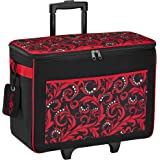 Brother ScanNCut CATOTER ScanNCut Tote Bag - Red Mass