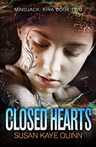 Closed Hearts (Mindjack: Kira Book 2)