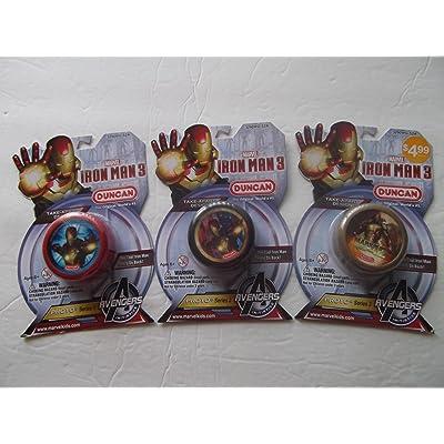 Iron Man 3 Duncan Yo-yo -1 Pk (Color & Style May Vary): Toys & Games