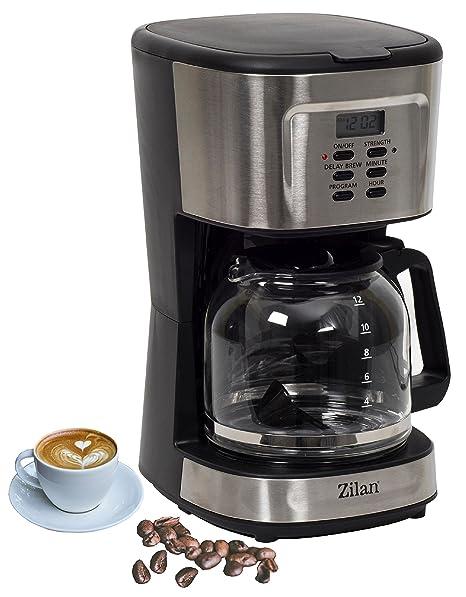 Cafetera eléctrica | Cafetera de filtro | filtro de café ...