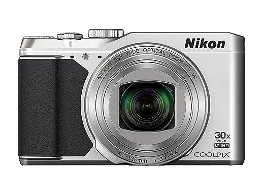 89 opinioni per Nikon Coolpix S9900 Fotocamera Digitale Compatta, 16 Megapixel, Zoom 30X, 6400