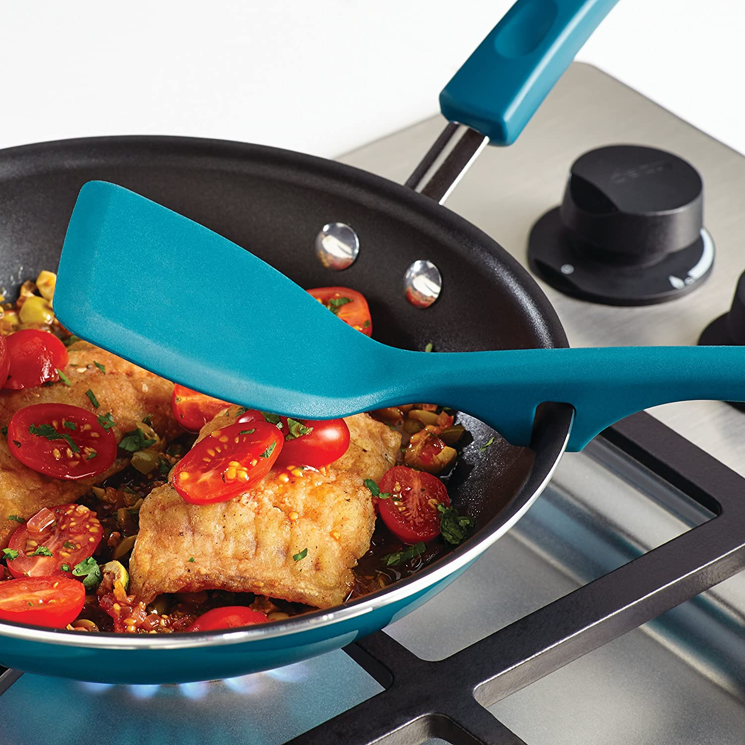 Amazon.com: Rachael Ray 46228 Tools And Gadgets Solid Turner, 13 ...