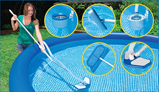Intex - Deluxe Kit Mantenimiento Piscina: Amazon.es: Jardín