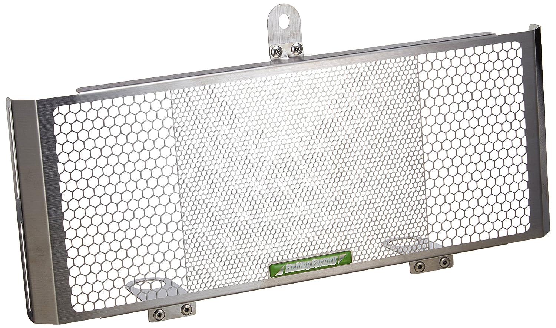 エッチングファクトリー(ETCHING FACTORY) コアガード オイルクーラーガード エンブレム:グリーン ステンレス シルバー CB1100 RGH-CB1100-00   B00WI4CU7M