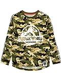 Jurassic World Camiseta de Manga Larga para niños Dinosaurio