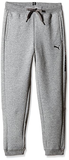 c00195a97b9ca Puma Fun TD Graphic Sweat Pants Closed Fleece - Pantalones Deportivos para  niño