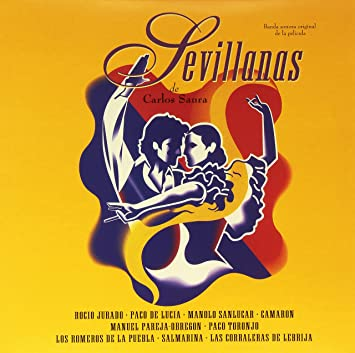 VARIOUS ARTISTS - Sevillanas De Carlos Saura / Various ...