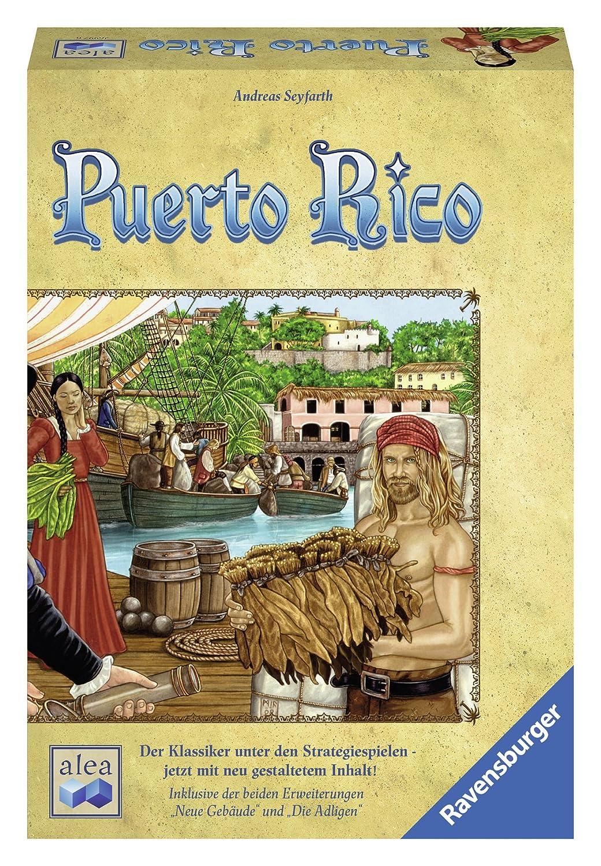 Ravensburger 26997 6 Puerto Rico: Neuauflage 2014: Amazon.de: Spielzeug