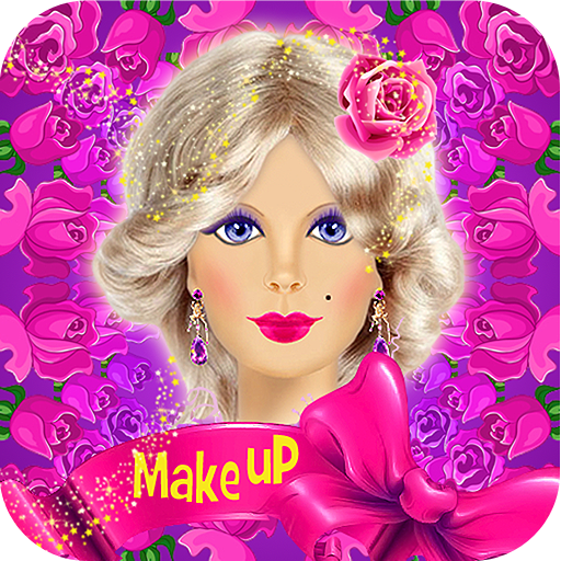 Makeup, Hairstyle & Dress Up Fashion Top Model Princess Girls Free (Barbie Hairstyle Games And Dress Up Games)