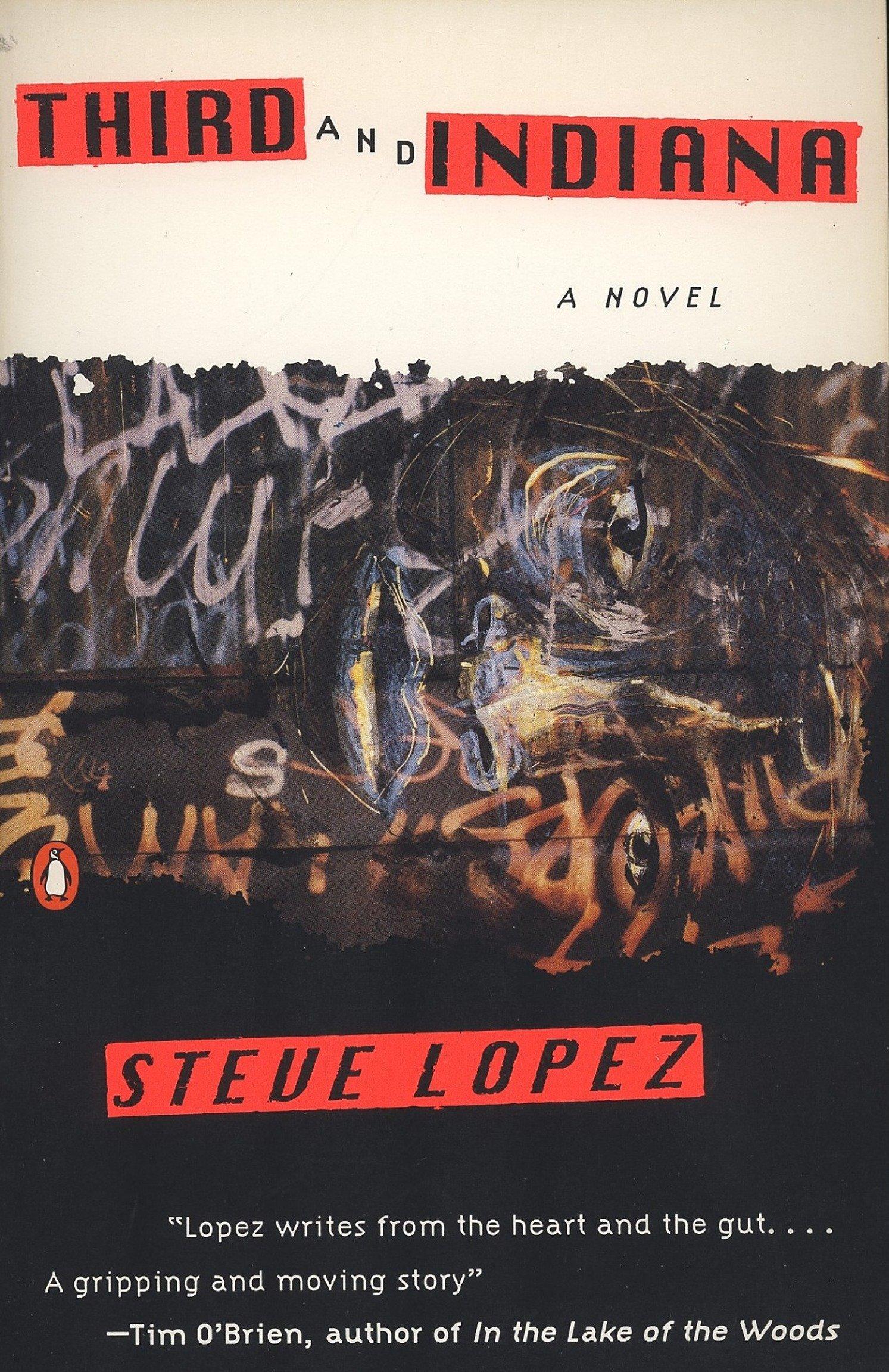 Amazon.com: Third and Indiana: A Novel (9780140239454): Steve Lopez: Books