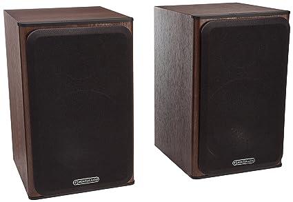 Monitor Audio Bronze Series 1 2 Way Bookshelf Speakers