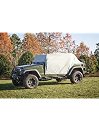 Outland 391331810 Weather Lite Cab Cover for Jeep Wrangler Unlimited JK