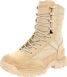 Amazon.com: Danner Men's Desert Tfx Rough Out Tan GTX Military ...