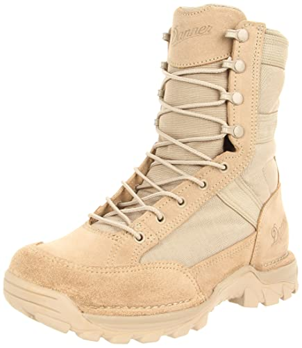 Amazon.com: Danner Men's Rivot TFX 8 Inch Tan Boot: Shoes