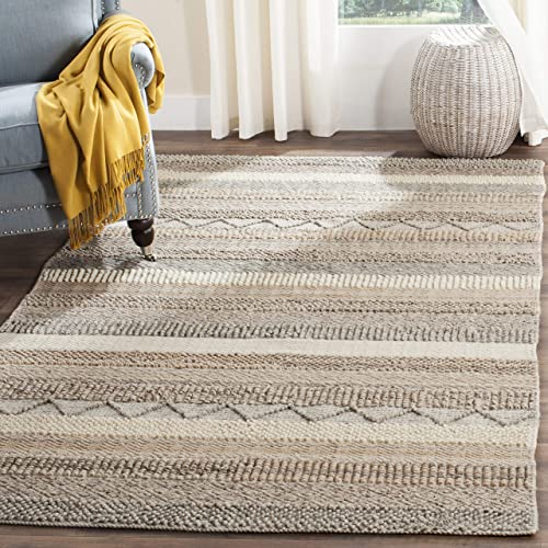Safavieh Natura Collection NAT101A Beige Area Rug