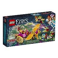 Amazon.com deals on LEGO Elves Azari & The Goblin Forest Escape 41186 Kit 145 Piece