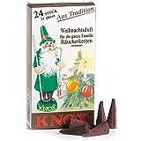 cônes d'encens - Noël - Authentique allemand fumeurs Erzgebirge - Knox