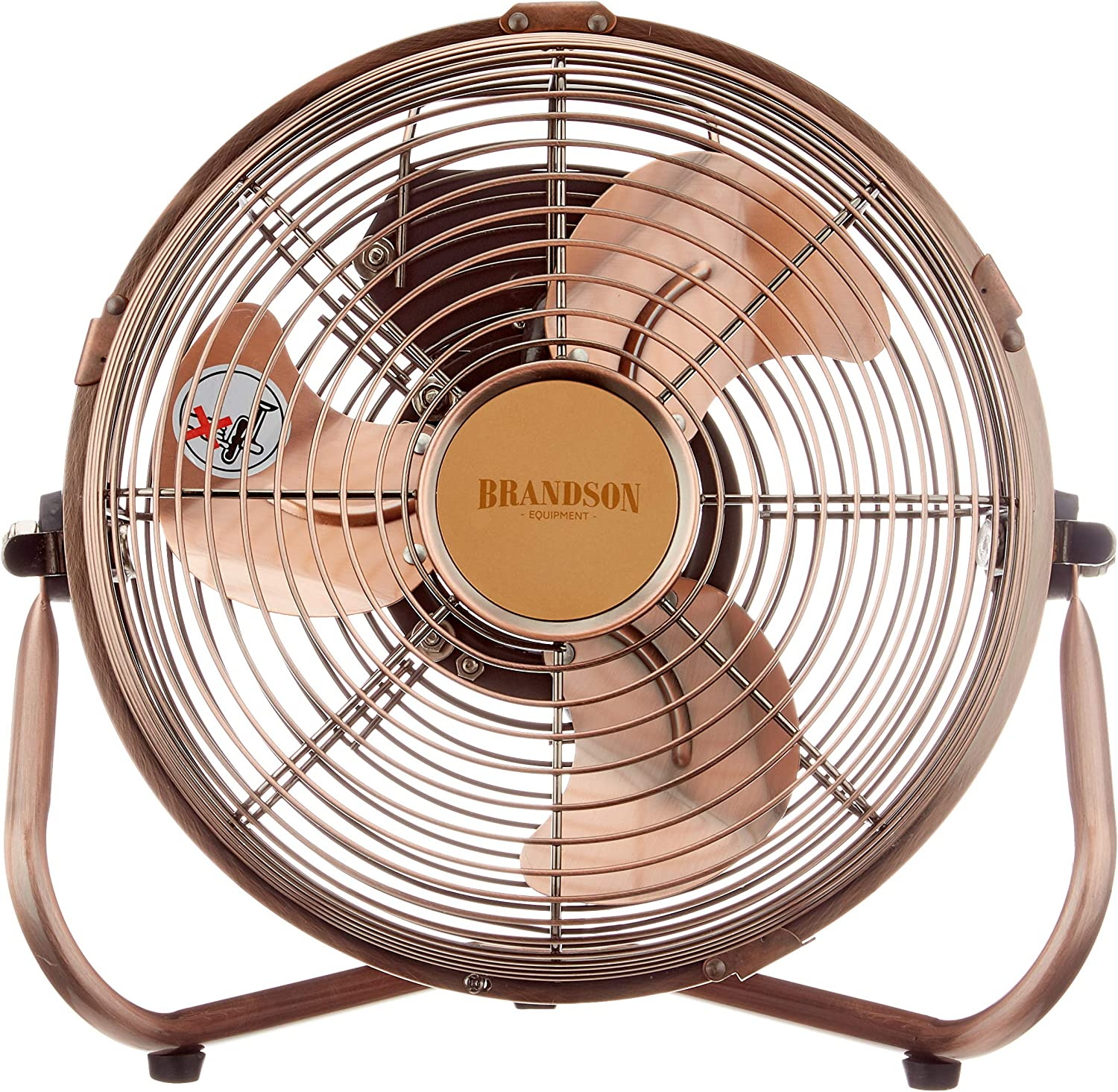 Brandson 7230339772 Ventilador, Cobre, 32 Watt: Amazon.es ...
