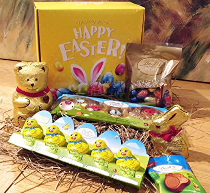 Lindt ultimate easter gift box lindt bunny teddy chicks bees lindt ultimate easter gift box lindt bunny teddy chicks bees and bugs negle Choice Image