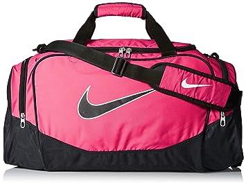 75977056ef Nike Brasilia 5 Small Duffel Sports Bag WT - Spark Black