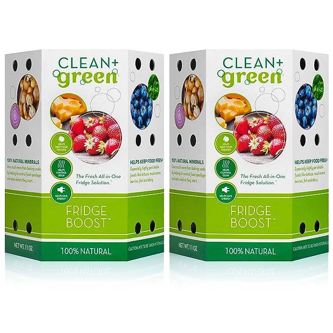 Limpio + verde refrigerador Boost refrigerador y congelador ...