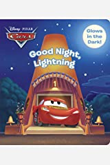 Good Night, Lightning (Disney/Pixar Cars) Board book