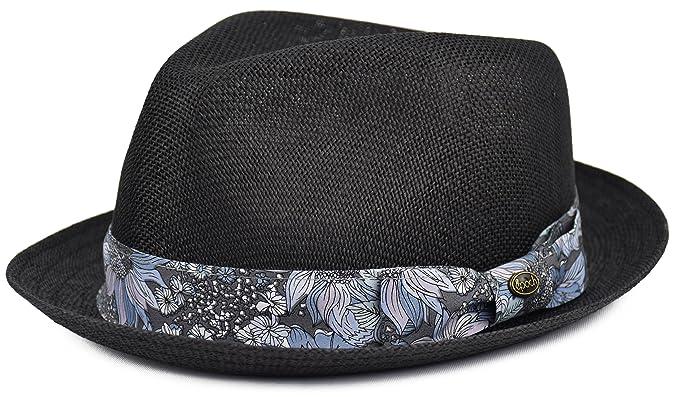 8e0f36af09d31 Mens Summer Fedora Hat