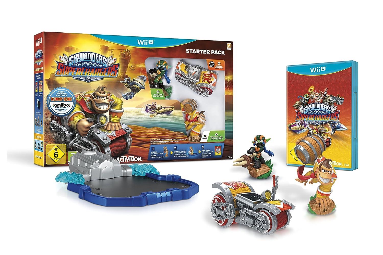Skylanders Superchargers: Starter Pack (Nintendo Wii U)