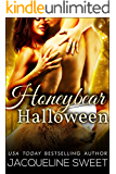 Honeybear Halloween (BWWM Paranormal BBW Bear Shifter Romance) (Bearfield Book 3)