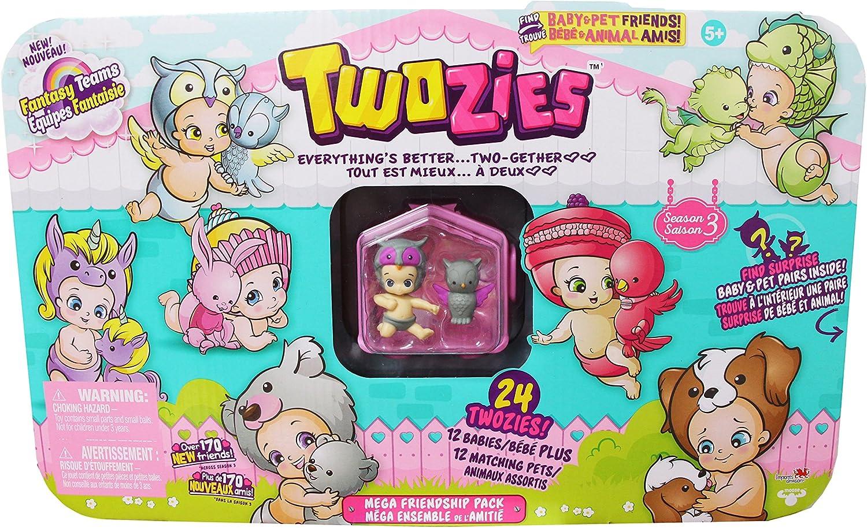 Choose Your Pair* Twozies Series 1 *Baby /& Pet Pair