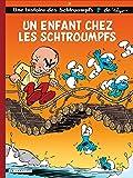 Les Schtroumpfs Lombard - tome 25 - Enfant chez les Schtroumpfs (Un)