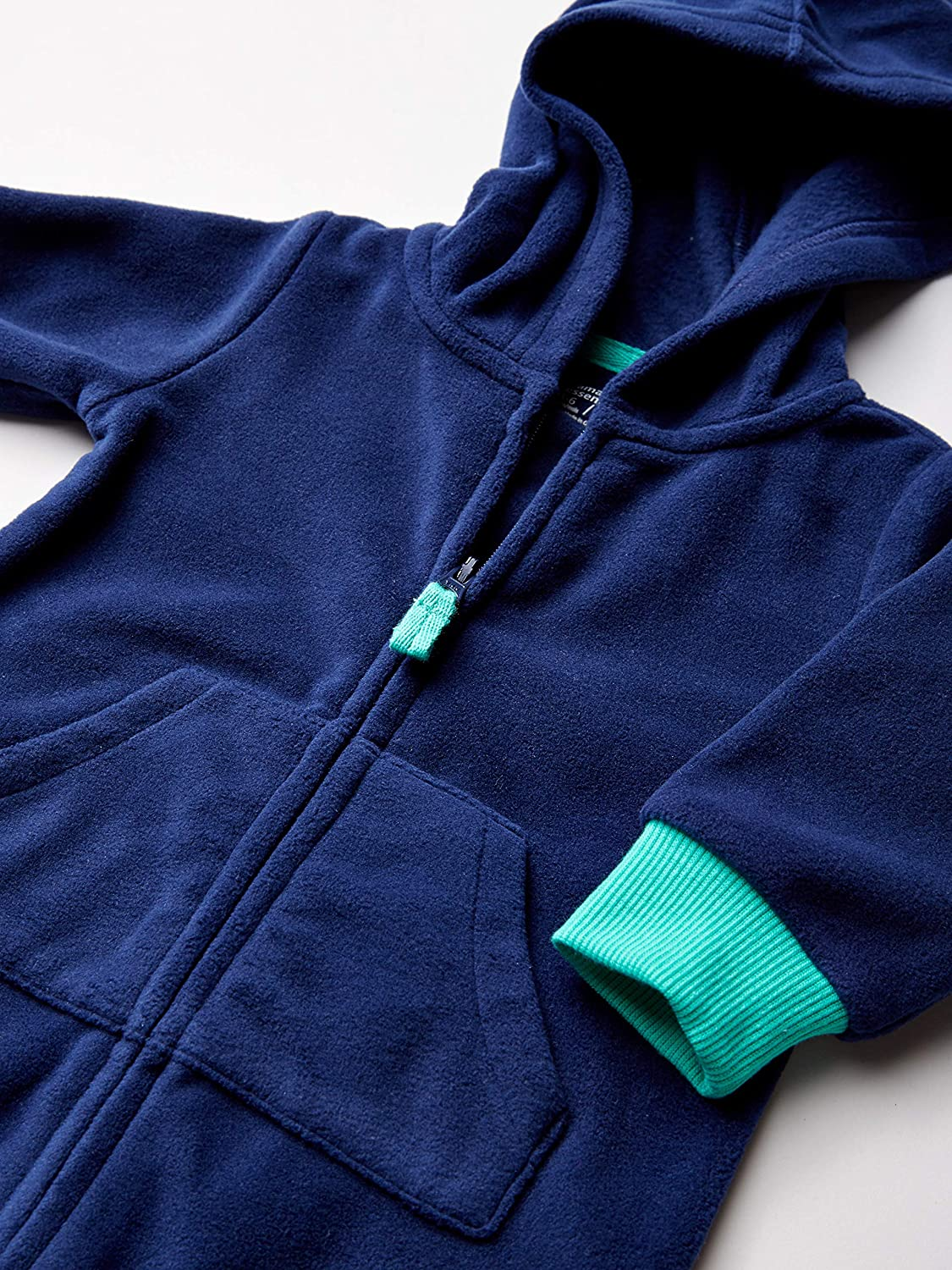 Essentials 2-Pack Microfleece Hooded Coverall Unisex ni/ños