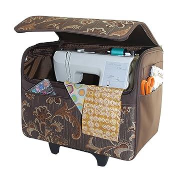 Amazon.com: Organizar Essentials Rolling máquina de coser ...